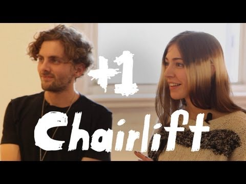 Chairlift Peforms 'Wrong Opinion' +1