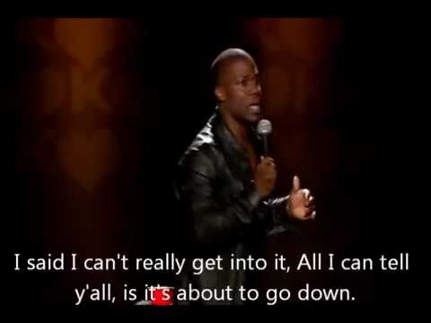 Kevin Hart-My Mama Told Me To Tell You