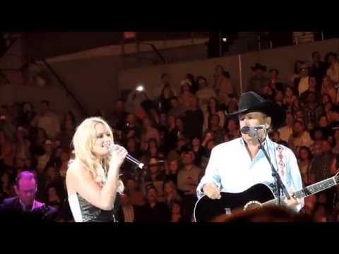 SO COOL!! King George and Miranda on stage together!
