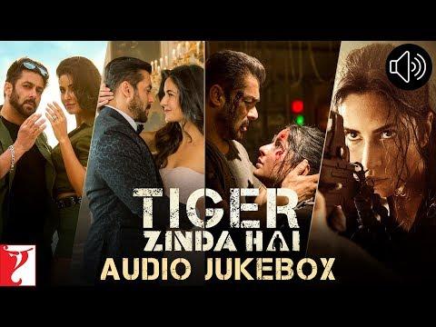 Tiger Zinda Hai Audio Jukebox | Salman Khan | Katrina Kaif | Vishal and Shekhar | Irshad Kamil