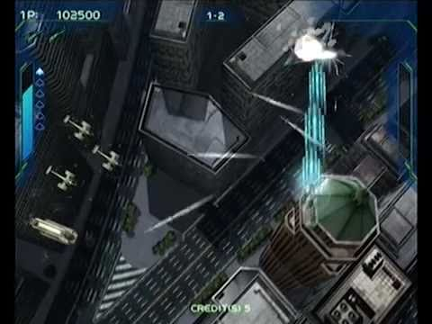 zero gunner 2 dreamcast cdi