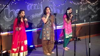 Cover of Kaisi Paheli Leads: Aarti Mehta Samanvita Ivaturi Shruthi Thyagarajan