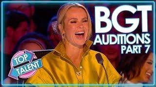 Video Britain's Got Talent 2019 | Part 7 | Auditions | Top Talent MP3, 3GP, MP4, WEBM, AVI, FLV Juni 2019