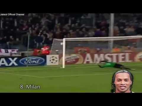 Ronaldinho Top 30 Goals Ever HD