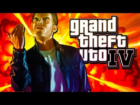 GTA 4 Online Multiplayer! - ALL OUT WAR!
