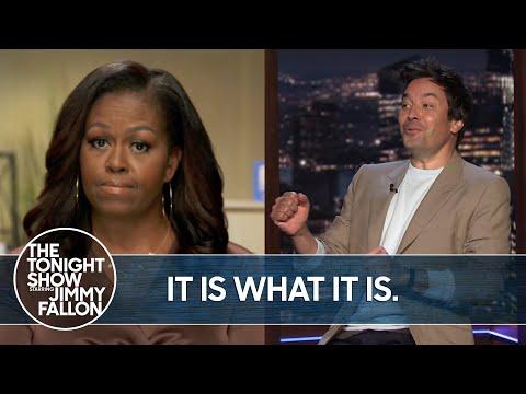 Michelle Obama Slams Trump in 2020 DNC Speech   The TonightShow