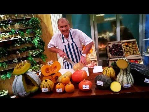 Clase de variedades de zapallo con Adrián Schirosa