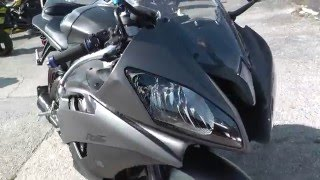 2. 028291 - 2013 Yamaha YZF R6 - Used Motorcycle For Sale