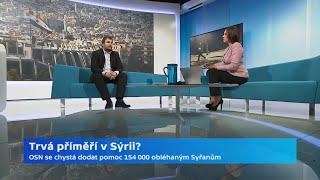 Trvá příměří v Sýrii?