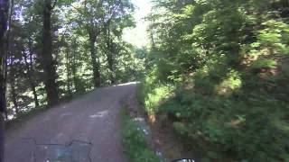 Jellico (TN) United States  city images : Trans Am Trail 2011 with BMW F800 GS Day 1 Jellico to Sparta TN