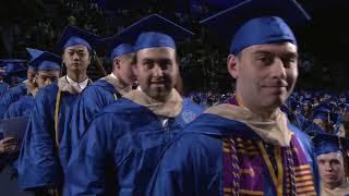 Undergraduate 2018 commencement part 3