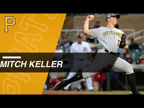 Video: Top Prospects: Mitch Keller, RHP, Pirates