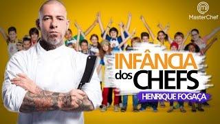 Nessa entrevista exclusiva, o Chef Henrique Fogaça conta como foi sua infância e como começou sua relação com a cozinha. Tudo sobre MasterChef em: ...