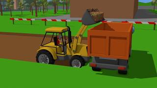 Video #Excavator and Mini Excavator, Dump Truck - Pipe Repair | Street Vehicles | Maszyny Budowlane MP3, 3GP, MP4, WEBM, AVI, FLV Januari 2019