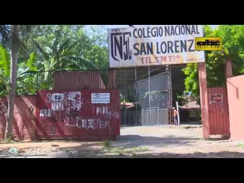 Siete aulas menos en Colegio de San Lorenzo