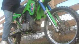 6. KX 500 FOR SALE