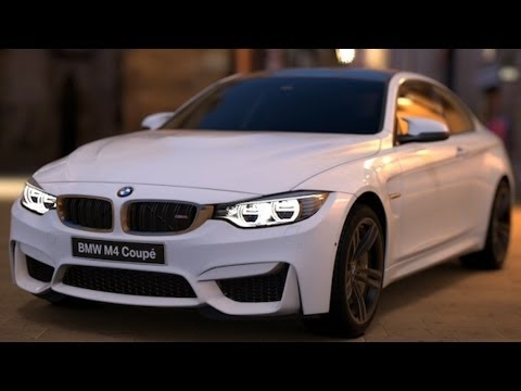 2015 BMW M4 Full Test Drive & 0-60 MPH Review
