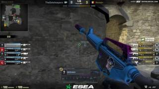 ESEA Premier Season 25 Europe || Nexus vs Gatekeepers | de_cobblestone | @Toll