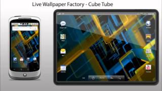 Cube Tube Live WallPaper YouTube video