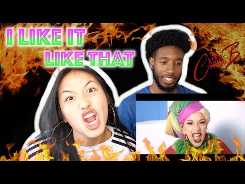 Video CARDI B, BAD BUNNY & J BALVIN - I LIKE IT [OFFICIAL MUSIC VIDEO]   REACTION download in MP3, 3GP, MP4, WEBM, AVI, FLV January 2017