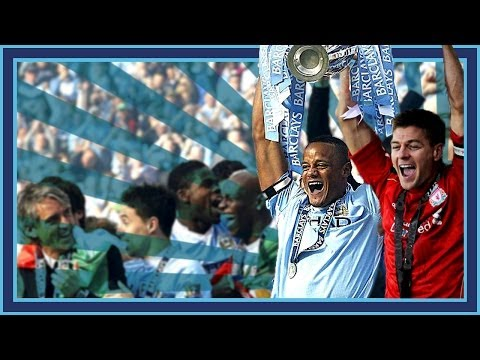 How Gerrard's Slip Gave Man City The Title