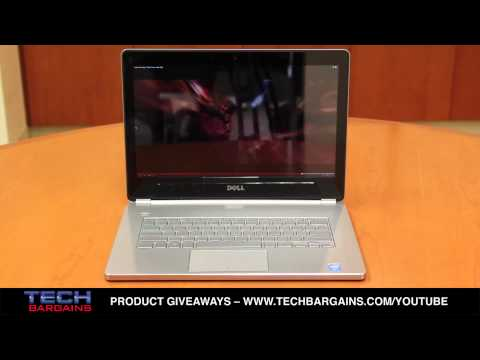 Dell Inspiron 14-7000 Video Review (HD)