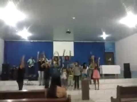 Deus grandao ( Igreja de Deus em novo progresso)