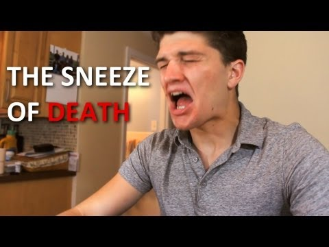 The Sneeze of Death - Three Amigos Comedy