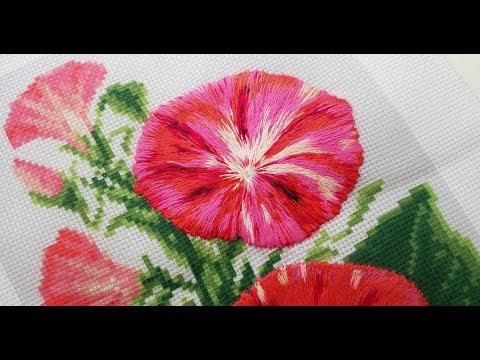 Вышивка крестиком / декупаж: НЕДЕЛЬНЫЙ VLOG 38 | Lelya Lee HandMade