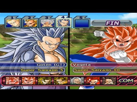 DRAGON BALL Z BUDOKAI TENKAICHI 3 VERSION LATINO FINAL GAMEPLAY LOTERIA 108
