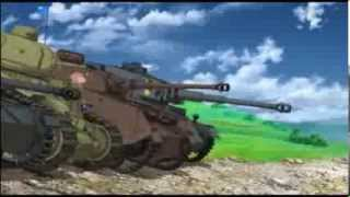 Video Girls und Panzer AMV - Union MP3, 3GP, MP4, WEBM, AVI, FLV Juli 2018