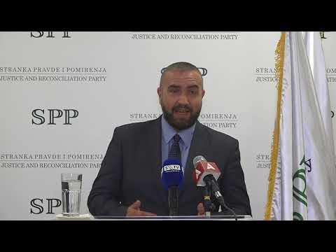 Dr. Muratović: Narod neće trpjeti bahato ponašanje gradskih vlasti