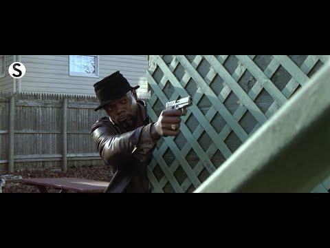 Shaft 2000 Shootout Scene