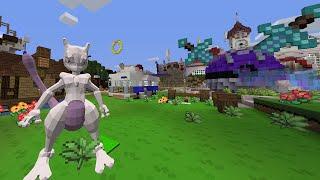 Minecraft Xbox - Survival Madness Adventures - Survival Pixelmon Adventures [301]