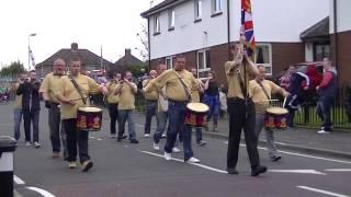 Download Lagu West Belfast Volunteers FB Shankill Road @ Whitewell Defenders FB Parade 2013 Mp3