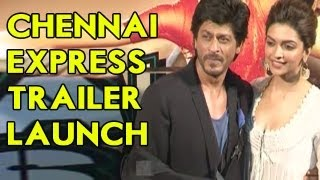 First look launch of 'Chennai Express'