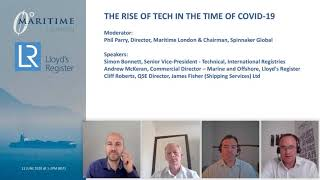 The Rise of Tech in the Time of Covid-19