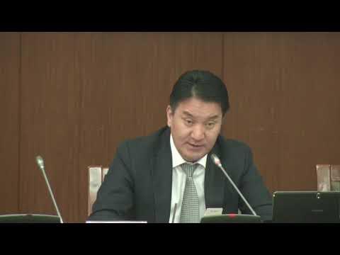 Ж.Ганбаатар: Үндэсний статистикийн хорооны мэдээллийн хүртээмж сайн байгаа