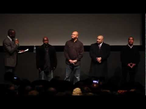 The Central Park Five Q&A Part I At DOC NYC 2012