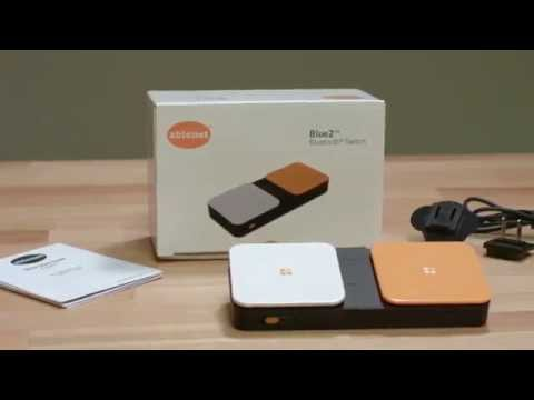 AbleNet Technology Tidbits:  Blue2 Bluetooth Switch