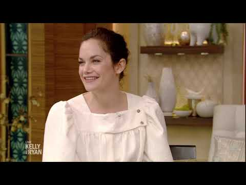 "Ruth Wilson Talks About Playing Her Grandmother in ""Mrs. Wilson"""