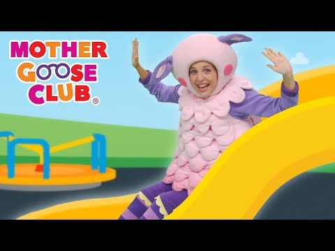 On the Playground + More | Mother Goose Club Nursery Rhymes