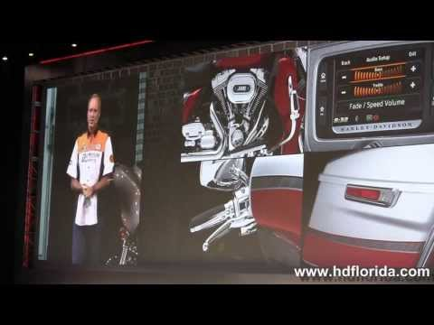 New 2014 Harley Davidson Ultra Limited and CVO Ultra Limited - Overview