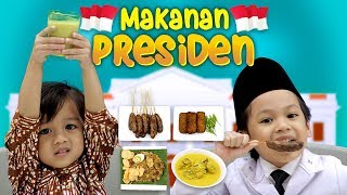 Video KATA BOCAH tentang Makanan Presiden | #85 MP3, 3GP, MP4, WEBM, AVI, FLV April 2019