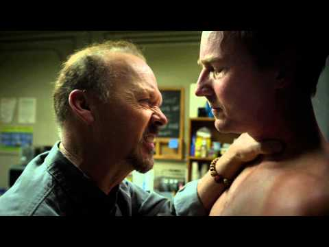 Birdman Clip 'Fight Club'