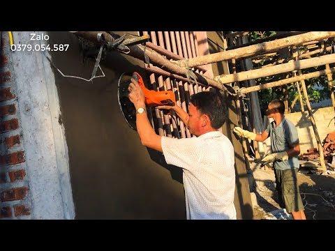 Máy xoa tường vữa của thợ hồ siêu phẳng giá rẻ | THIẾT BỊ XÂY DỰNG