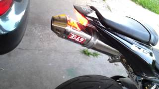 11. 2009 triumph daytona 675 with yoshimura exhaust for sale