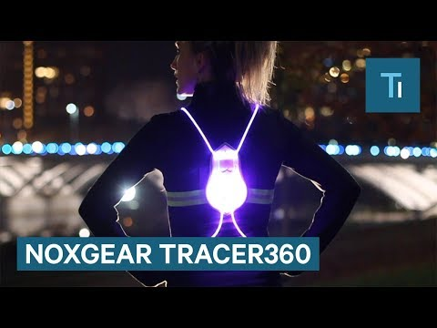 Vest Will Keep You Visible In The Dark