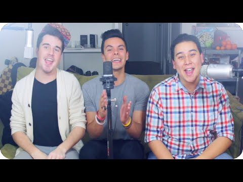 [LIVE] Taylor Swift – Blank Space A Cappella Cover – JUST 3 GUYS AND THEIR VOICES