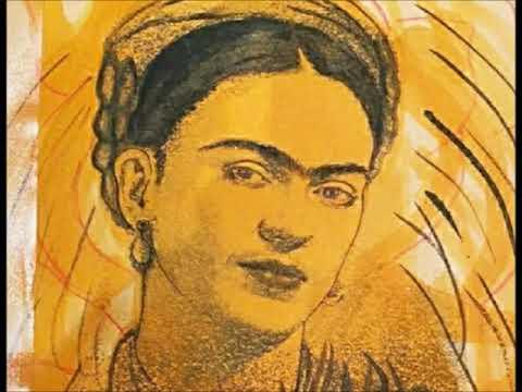 Versos de Frida Kahlo en Radio Xallas